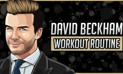 David Beckham's Workout Routine & Diet