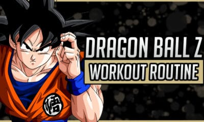 Dragon Ball Z Workout Routine & Diet