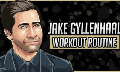 Jake Gyllenhaal's Workout Routine & Diet