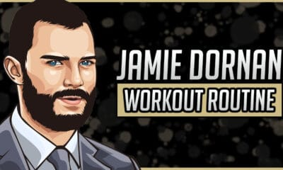Jamie Dornan's Workout Routine & Diet