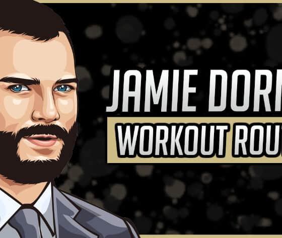 Jamie Dornan's Workout Routine & Diet