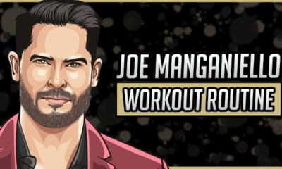 Joe Manganiello's Workout Routine & Diet