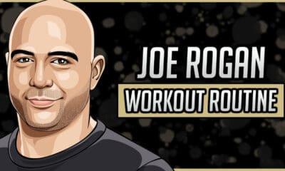 Joe Rogan's Workout Routine & Diet