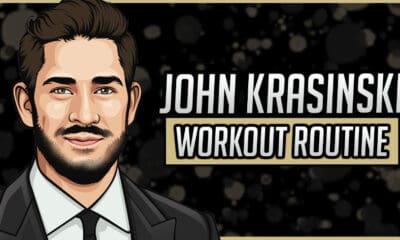 John Krasinski's Workout Routine & Diet