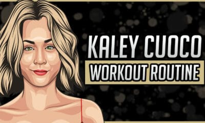 Kaley Cuoco's Workout Routine & Diet