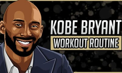 Kobe Bryant's Workout Routine & Diet