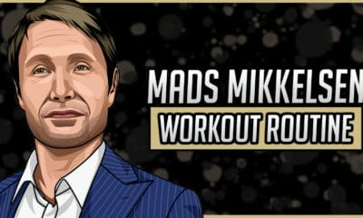 Mads Mikkelsen's Workout Routine & Diet
