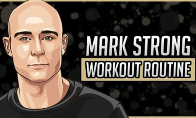 Mark Strong's Workout Routine & Diet