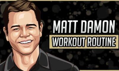 Matt Damon's Workout Routine & Diet