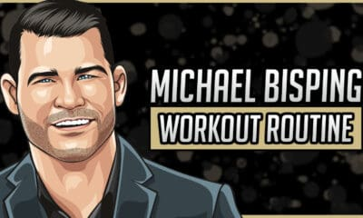 Michael Bisping's Workout Routine & Diet