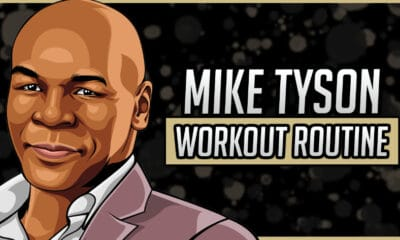 Mike Tyson's Workout Routine & Diet