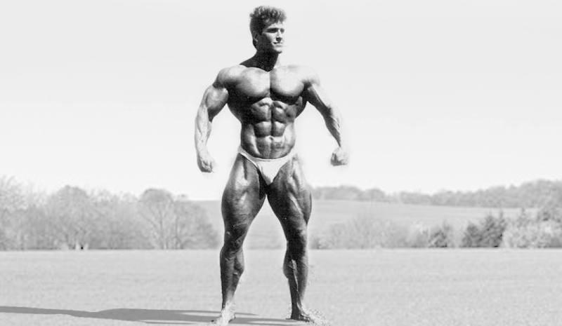 Most Aesthetic Bodybuilders - Bob Paris