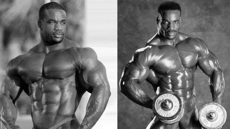 Most Aesthetic Bodybuilders - Chris Cormier
