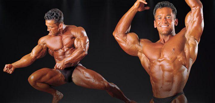 Most Aesthetic Bodybuilders - Lee Labrada