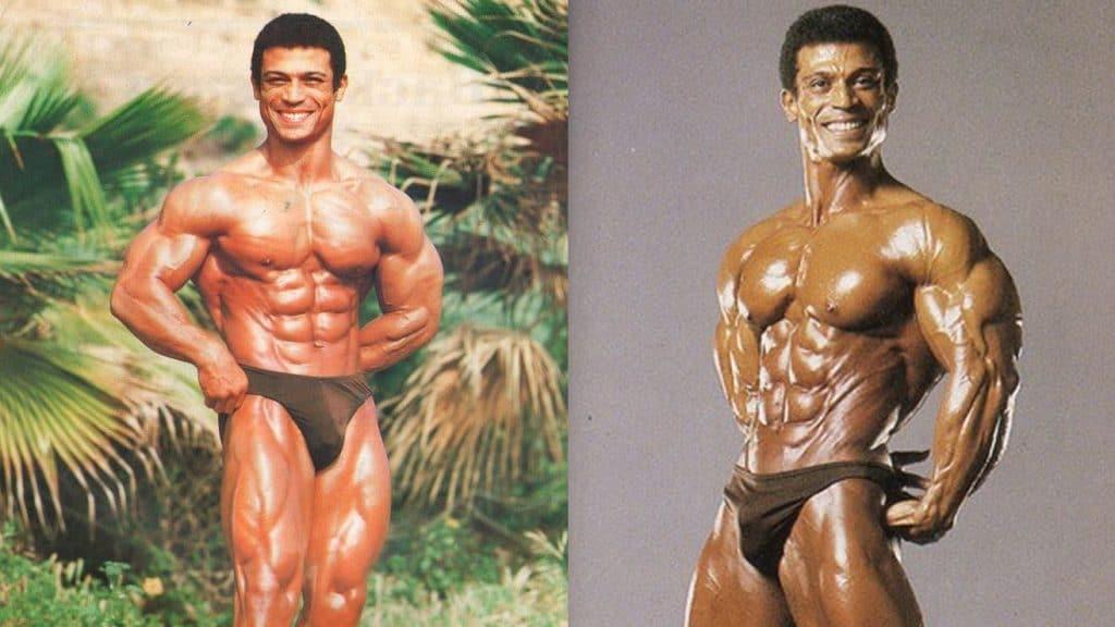 Most Aesthetic Bodybuilders - Mohamed Makkawy