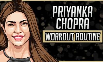 Priyanka Chopra's Workout Routine & Diet