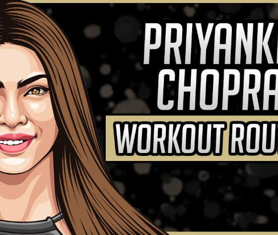 Priyanka Chopra's Workout Routine & Diet