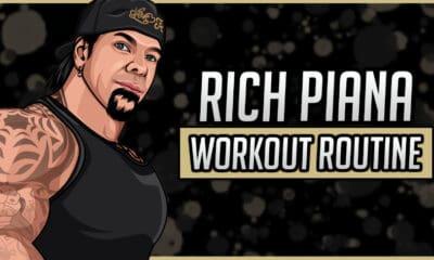 Rich Piana's Workout Routine & Diet