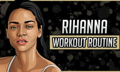 Rihanna's Workout Routine & Diet