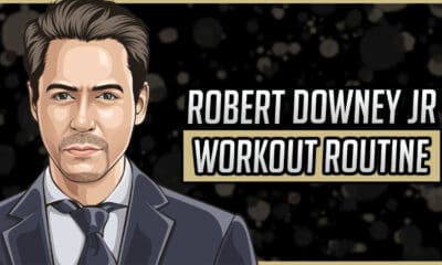 Robert Downey Jr.'s Workout Routine & Diet