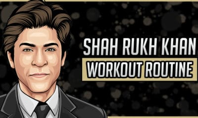 Shah Rukh Khan's Workout Routine & Diet