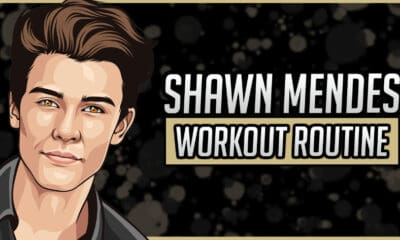 Shawn Mendes' Workout Routine & Diet