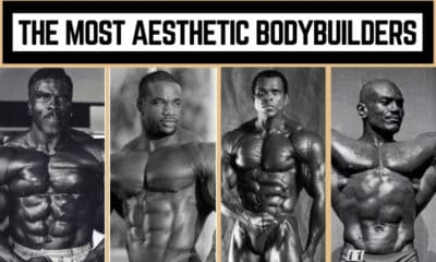 The Most Aesthetic Bodybuilders of All Time