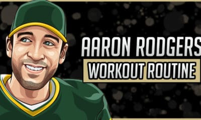 Aaron Rodgers' Workout Routine & Diet
