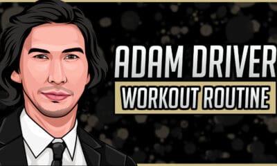Adam Driver's Workout Routine & Diet