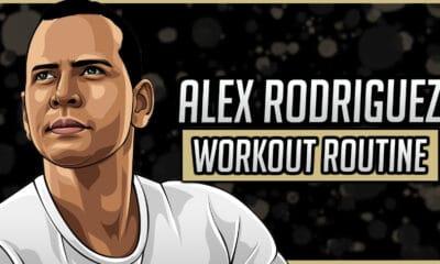 Alex Rodriguez's Workout Routine & Diet