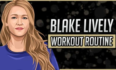 Blake Lively's Workout Routine & Diet