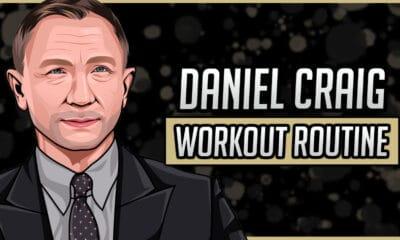 Daniel Craig's Workout Routine & Diet