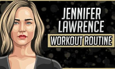 Jennifer Lawrence's Workout Routine & Diet