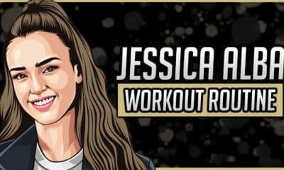 Jessica Alba's Workout Routine & Diet