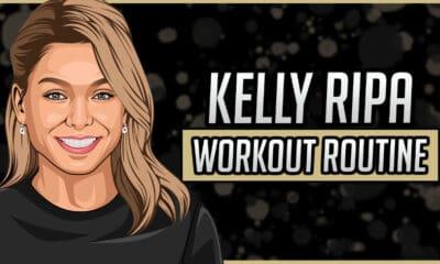 Kelly Ripa's Workout Routine & Diet