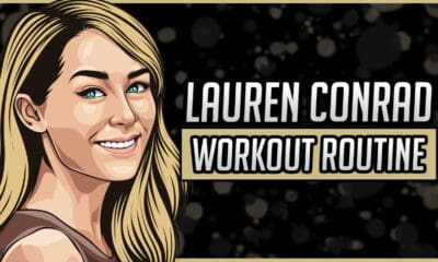 Lauren Conrad's Workout Routine & Diet