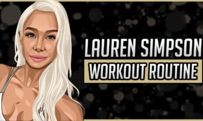 Lauren Simpson's Workout Routine & Diet