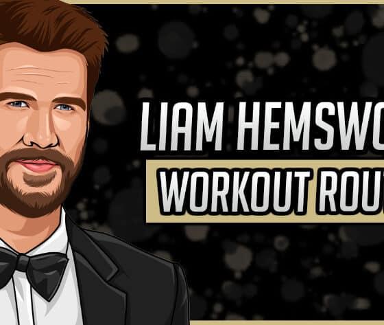 Liam Hemsworth's Workout Routine & Diet