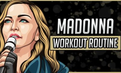 Madonna's Workout Routine & Diet