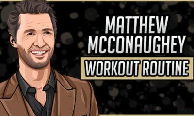 Matthew Mcconaughey's Workout Routine & Diet