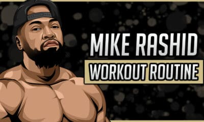 Mike Rashid's Workout Routine & Diet