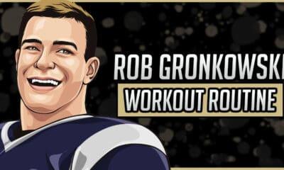 Rob Gronkowski's Workout Routine & Diet