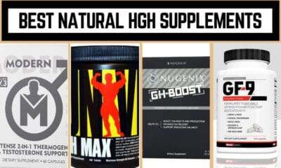 The Best Natural Human Growth Hormone Supplements