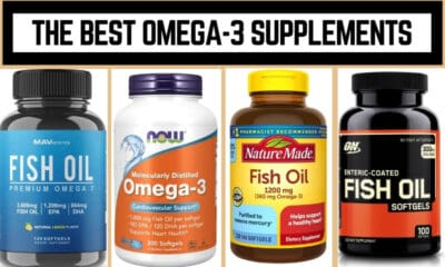 The Best Omega-3 Supplements to Buy