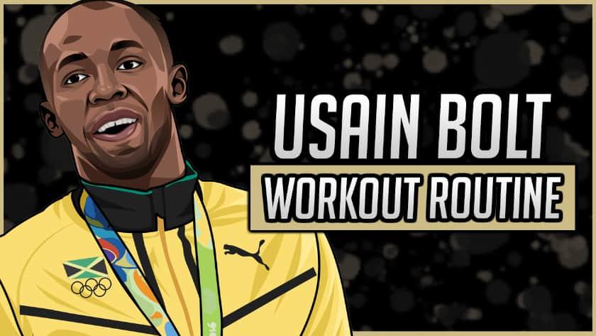 Usain Bolt's Workout Routine & Diet