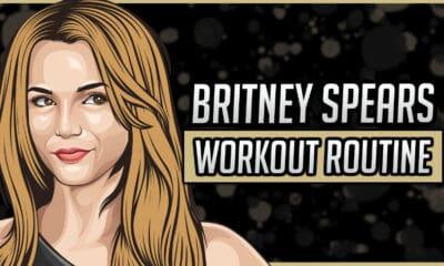 Britney Spears' Workout Routine & Diet