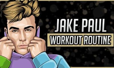 Jake Paul's Workout Routine & Diet