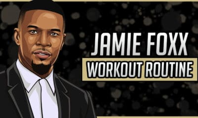 Jamie Foxx's Workout Routine & Diet