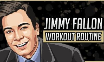 Jimmy Fallon's Workout Routine & Diet