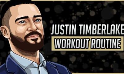 Justin Timberlake's Workout Routine & Diet